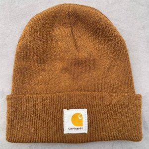 Carhartt Acrylic Watch Winter Stocking Hat Brown